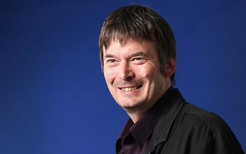 Ian Rankin OBE - Author